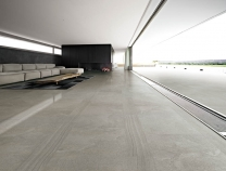 Tuscan Grey Matt with Vein Cut Strips